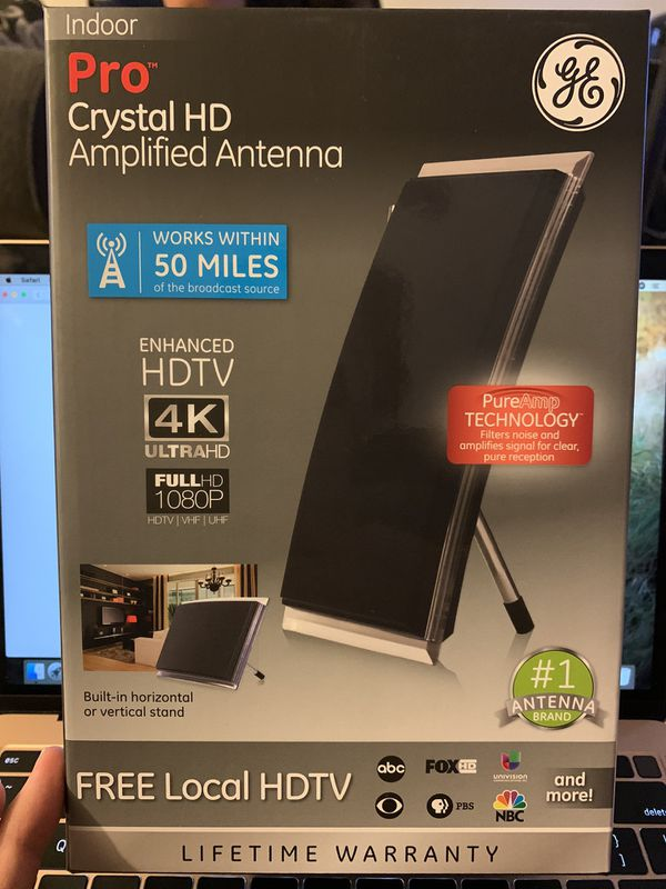 Amplified Antenna