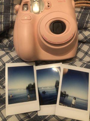 instax mini 8 fujifilm camera polaroid for Sale in Alexandria, VA