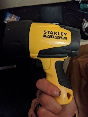 Stanley fatmax stoplight for Sale in Beverly, WV