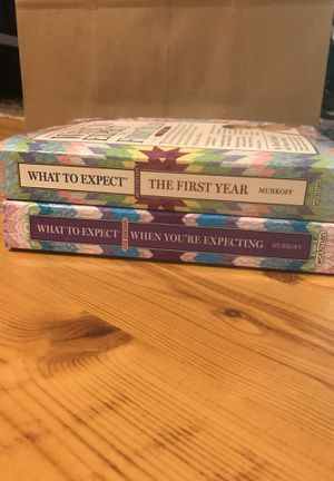 What to expect when expecting books for Sale in Chapel Hill, NC