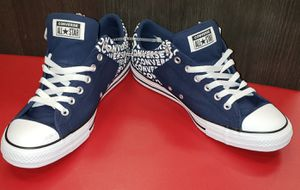 Blue Converse for Sale in New Lenox, IL