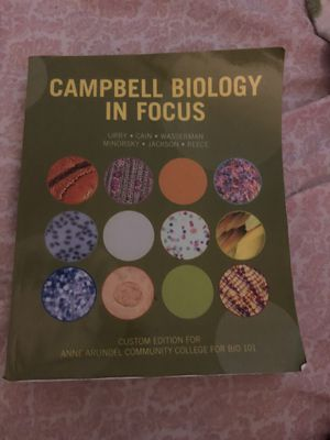 Biology Textbook for Sale in Millersville, MD