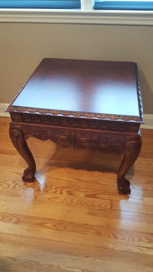 Antique Cherry wood coffe table for Sale in Baltimore, MD