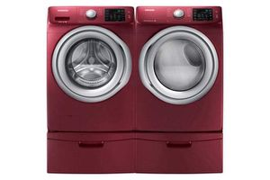 Samsung Washer and Gas dryer for Sale in Mount Pleasant, UT