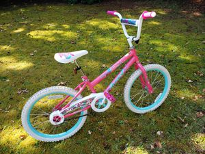 Huffy Girls 20 inch Seastar bike for Sale in Lynnwood, WA