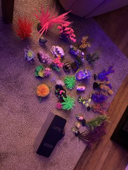 Fish tank decorations for Sale in Noblesville,  IN