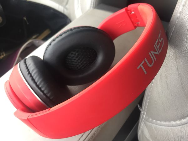 Tunes 360 wireless Bluetooth headphones