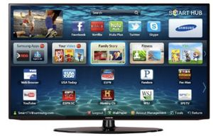 "40"" SAMSUNG SMART TV (Gently Used) for Sale in Chicago, IL"