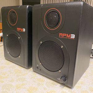 AKAI PROFESSIONAL RPM3 PRODUCTION MONITORS for Sale in Kirkland, WA