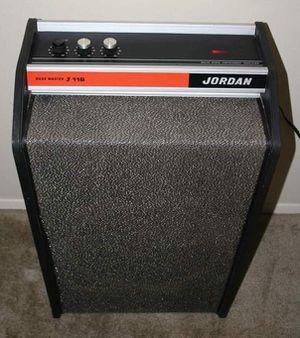 Vintage Jordan Bass Master 119 guitar combo amp for Sale in Edmonds, WA