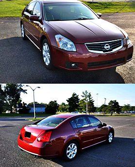 07.Nissan Maxima$1000 Mileage 95.xxx Drives GREAT for Sale in Upland, CA
