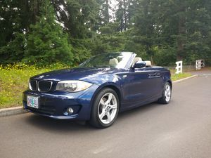 2013 BMW 128i convertible for Sale in Tualatin, OR