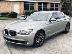 2012 BMW 740i for Sale in Jacksonville, FL