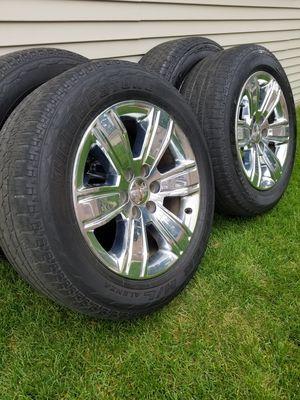 "20"" GMC Wheels & Bridgestone Tires for Sale in IND HEAD PARK, IL"