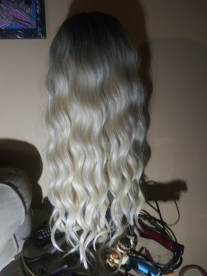 Lace closure wig for Sale in Gray Court, SC