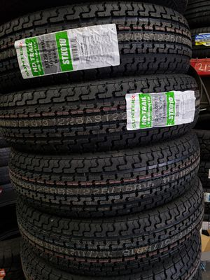 ST 225/75/15 TRAILER TIRES for Sale in Perris, CA