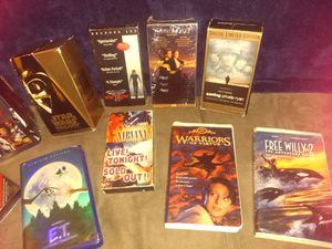 Various VHS Box sets and movies for Sale in Cleveland, OH