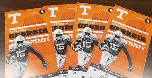 4- TN vs GA tickets for Sale in Dalton, GA