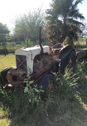 Vintage case tractor gas farm ranch for Sale in Tracy, CA