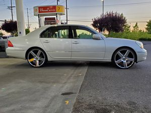 2001 ls430 clean title for Sale in Seattle, WA