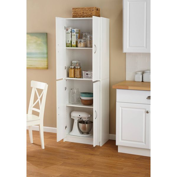 Mainstays 4-Shelf Multipurpose Storage