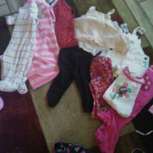 Baby girl 6-9 month clothing lot for Sale in Columbus, OH