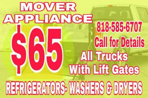MOVERS for Sale in Los Angeles, CA