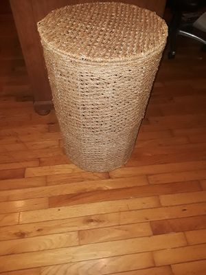 Tall Seagrass Basket for Sale in Decatur, GA