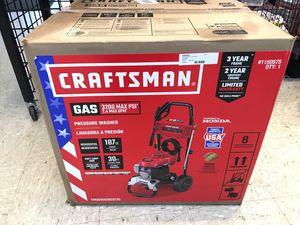Craftsman 1150575 pressure washer new in box for Sale in Everett, WA