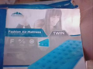 Twin air mattress brand new for Sale in Moreno Valley, CA