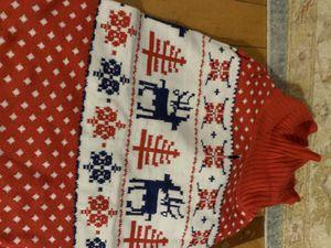 4 Christmas onesies, 1 Christmas hat, 2 Christmas socks all brand new, unused for Sale in Boston, MA