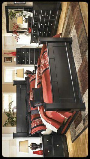🆕Ashley🆕 Shay Black Poster Bedroom Set for Sale in Mount Rainier, MD