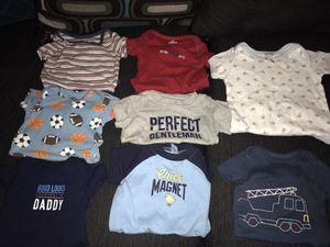 Baby boy clothes size 6 months for Sale in Orlando, FL