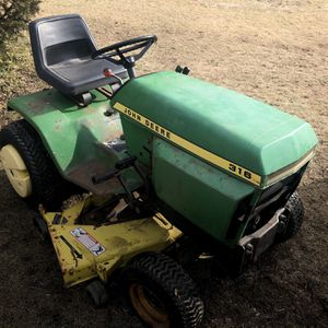 John Deere 316 Hydraulic for Sale in New Milford, CT