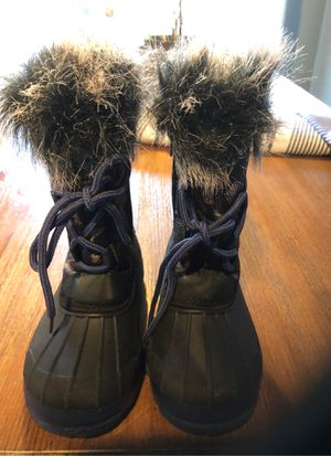 Kids Snow Boots Size 11 for Sale in Whittier, CA
