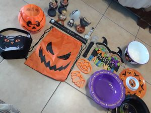 Halloween decorations and items for Sale in Victorville, CA