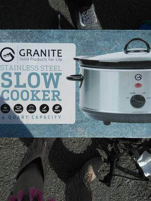 New Slow cooker for Sale in Vista, CA