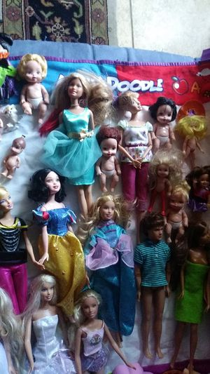 Bundle of girl toys.. $25 for Sale in San Diego, CA