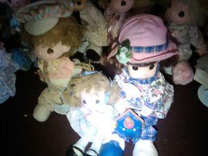 Precious Moment Dolls for Sale in Stockton, CA