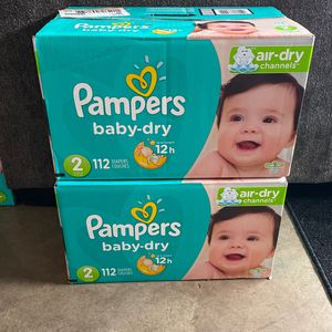 Pampers, Size 2 for Sale in San Diego, CA