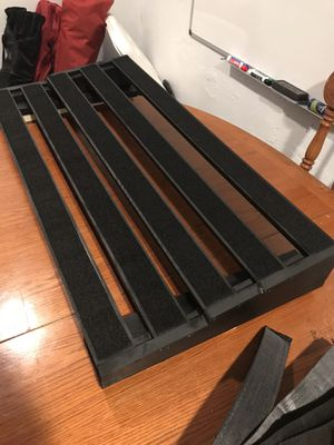 """Pedalboard 36""""x18"""" custom built for Sale in Knoxville, TN"""