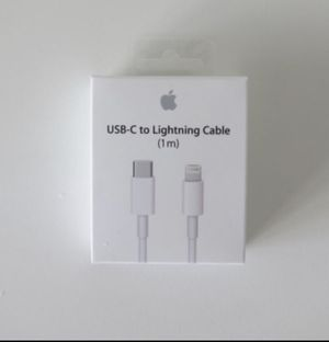 1m Apple USB-C To Lighting Cable for Sale in Chicago, IL