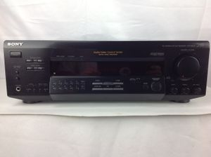 Sony Home Theater AM/FM Stereo Receiver for Sale in Indian Rocks Beach, FL