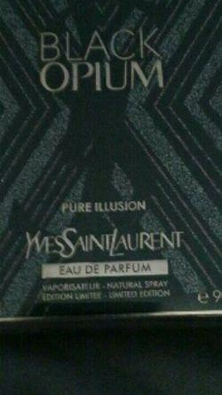 Black Opium Saint Laurent Perfume New for Sale in Auburndale,  FL