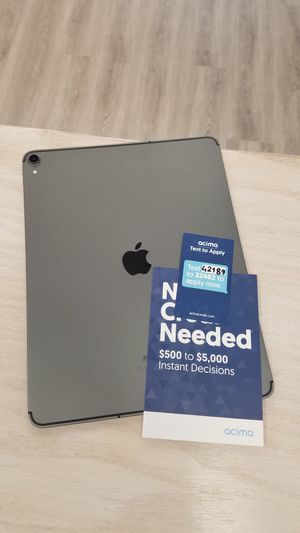 Apple iPad Pro 3 256GB WIFI + LTE 12.9INCH for Sale in Renton, WA