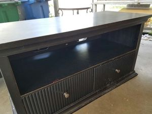 Tv stand with drawers for Sale in Austin, TX