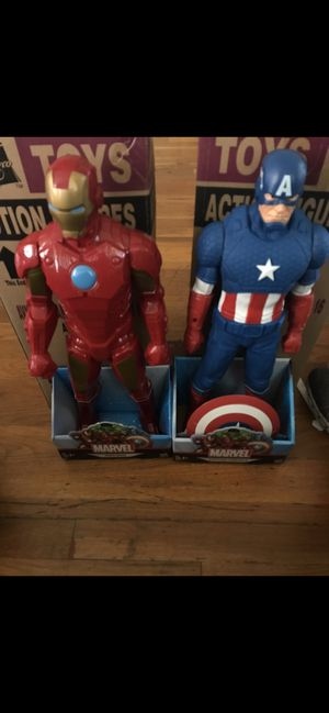 Action figures for Sale in Fresno, CA