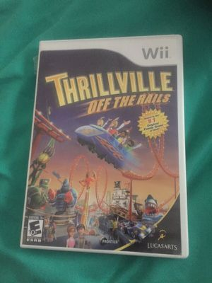 Wii Thrillville Game for Sale in Silver Spring, MD