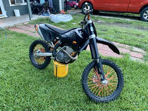 2008 KTM 250 SX-F for Sale in Houston, TX