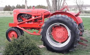 Allis wd tractor for Sale in Rolla, MO